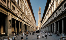 Uffizi Tour in the morning