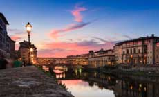 Florence walking tour and Uffizi