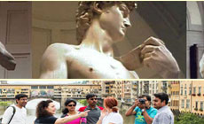 Walking Tour and Michelangelo's David