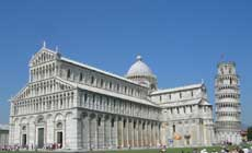 Excursion to Pisa and the Leaning Tower