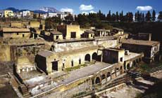 Pompei and Ercolano